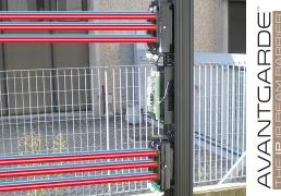 AVANTGARDE the IP infrared barrier